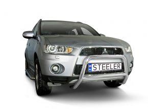 Přední rámy Steeler pro Mitsubishi Outlander 2010-2012 Typ A