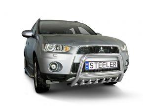 Přední rámy Steeler pro Mitsubishi Outlander 2010-2012 Typ G