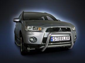 Přední rámy Steeler pro Mitsubishi Outlander 2010-2012 Typ U