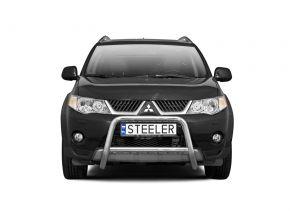 Přední rámy Steeler pro Mitsubishi Outlander 2007-2010 Typ A