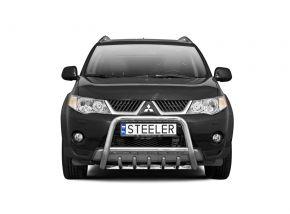 Přední rámy Steeler pro Mitsubishi Outlander 2007-2010 Typ G