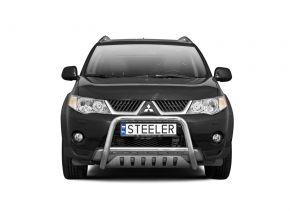 Přední rámy Steeler pro Mitsubishi Outlander 2007-2010 Typ S