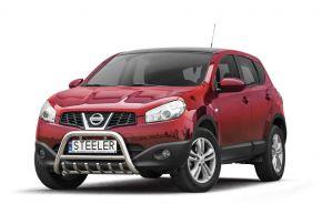 Přední rámy Steeler pro Nissan Qashqai 2010-2013 Typ G