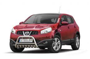Přední rámy Steeler pro Nissan Qashqai 2010-2013 Typ S
