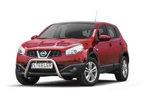 Přední rámy Steeler pro Nissan Qashqai 2010-2013 Typ U