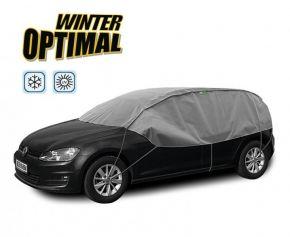 Ochranná plachta WINTER OPTIMAL na skla a střechu automobilu Lancia Y od 2011 d. 275-295 cm
