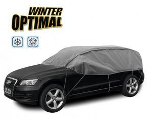 Ochranná plachta WINTER OPTIMAL na skla a střechu automobilu Land Rover Land Rover Freelander d. 300-330 cm