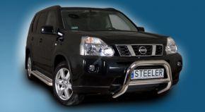 Přední rámy Steeler pro Nissan X-Trail 2007-2010 Typ A