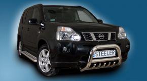 Přední rámy Steeler pro Nissan X-Trail 2007-2010 Typ G